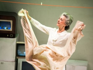 Maureen Lipman in My Mother Said I Never Should. Photo: Alex Harvey-Brown (Savannah Photographic)