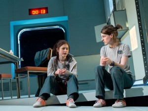 Ria Zmitrowicz and Jessica Raine in X. Photo: Manuel Harlan