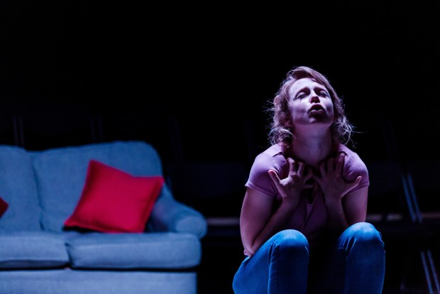 Sarah Ridgeway in Fury. Photo: The Other Richard
