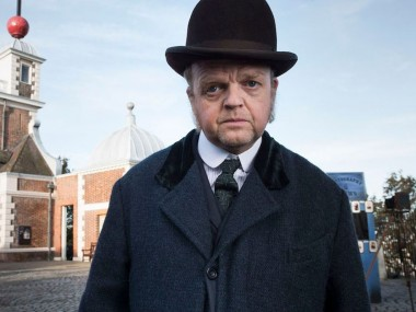 Toby Jones as Verloc in The Secret Agent (BBC)