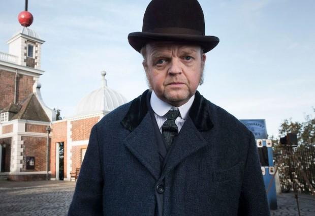 Toby Jones as Verloc in The Secret Agent (BBC)