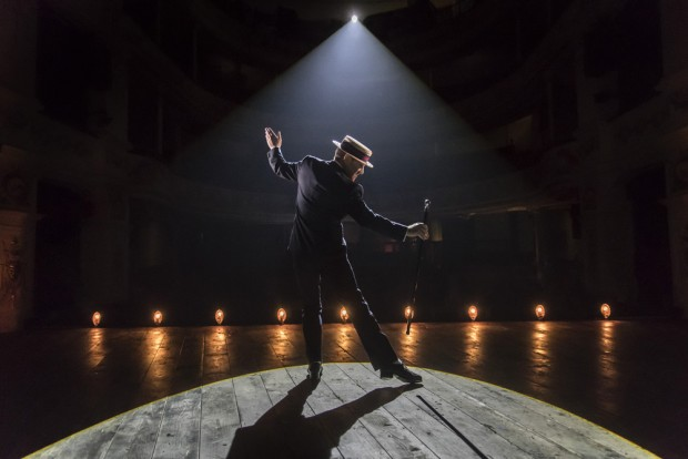 Kenneth Branagh in The Entertainer. Photo: Johan Persson