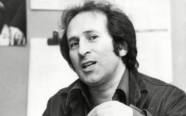 Playwright Arnold Wesker