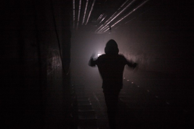 John Macmillan in Killer. Photo: Matt Humphrey