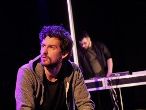 Ben Aldridge in Run the Beast Down. Photo: Billy Rickards