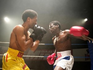 Anthony Welsh and Daniel Kaluuya in Sucker Punch. Photo: Chris Nash