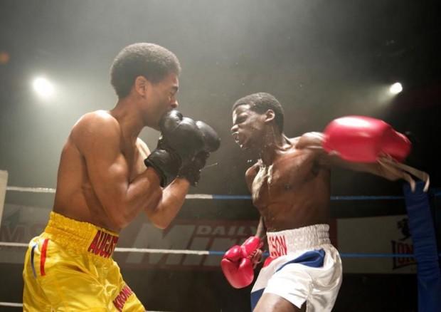 Anthony Welsh and Daniel Kaluuya in Sucker Punch. Photo: Chris Nash