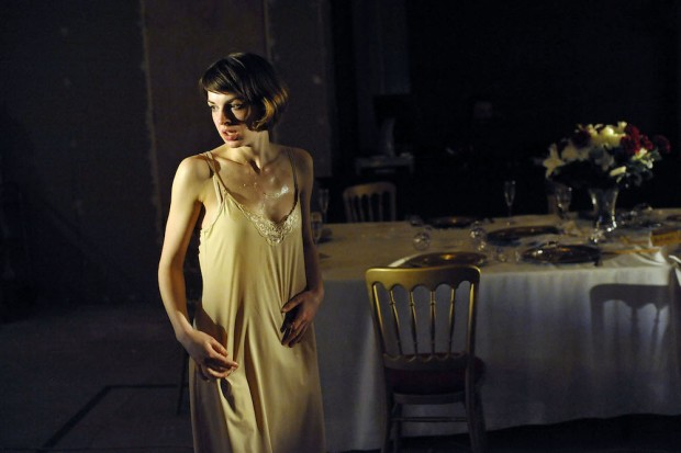 Jessica Raine in The Changeling. Photo: Keith Pattison