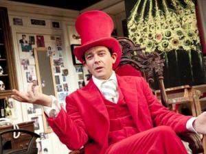 Milo Twomey in Dandy in the Underworld. Photo: Donald Cooper