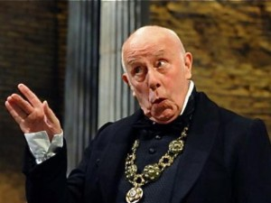 Richard Wilson in Twelfth Night