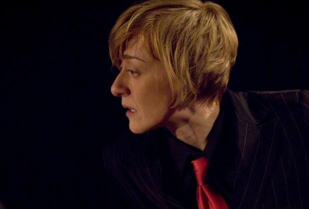 Lucy Ellinson in Tenet