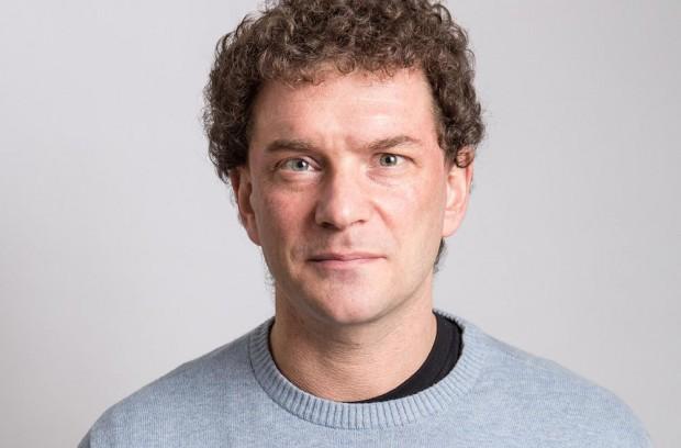 Playwright Anders Lustgarten. Photo: Anders Lustgarten