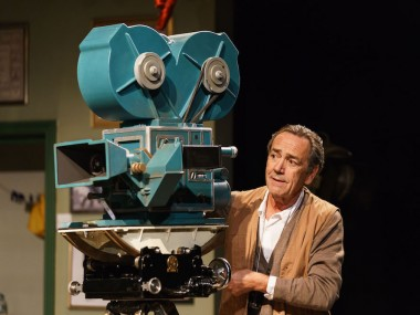 Robert Lindsay in Prism. Photo: Manuel Harlan