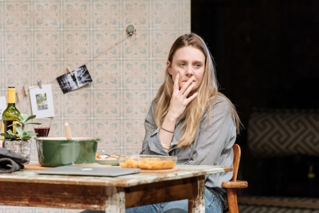 Romola Garai in The Writer. Photo: Manuel Harlan