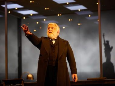 The Lehman Trilogy, National Theatre