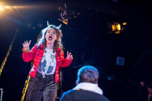 Caitriona Ennis in Cuckoo. Photo: David Gill