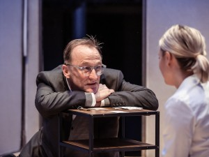 Michael Gould and Lizzy Watts in Dealing with Clair. Photo: The Other Richard