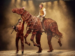 Thomas Dennis in War Horse. Photo: Brinkhoff & Mögenburg