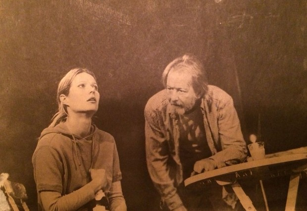Gwyneth Paltrow and Ronald Pickup in Proof