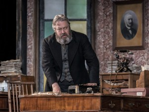 Roger Allam in Rutherford and Son. Photo: Johan Persson