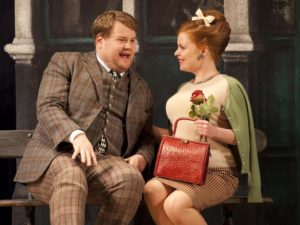 James Corden and Suzie Toase in One Man, Two Guvnors. Photo: Johan Persson