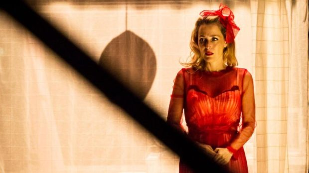 Gillian Anderson in A Streetcar Named Desire. Photo: Johan Persson