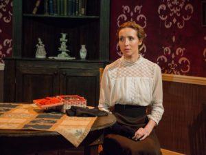 Alix Dunmore in Jane Clegg. Photo: Carla Evans