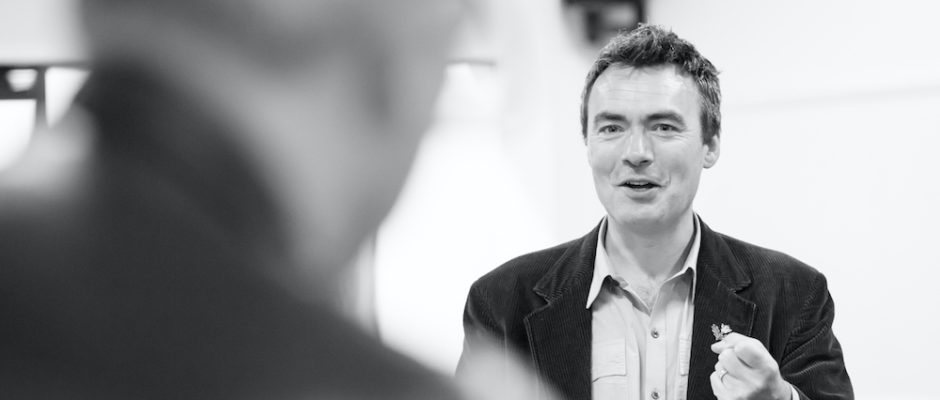 Anthony Biggs on theatre's potential for change