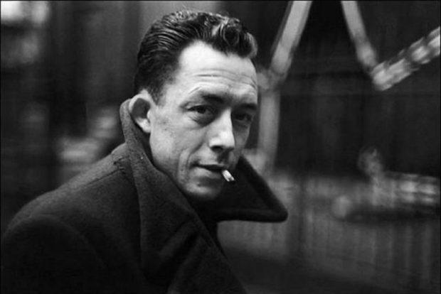 Writer Albert Camus