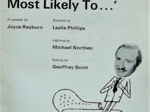 Leslie Phillips in The Man Most Likely To...