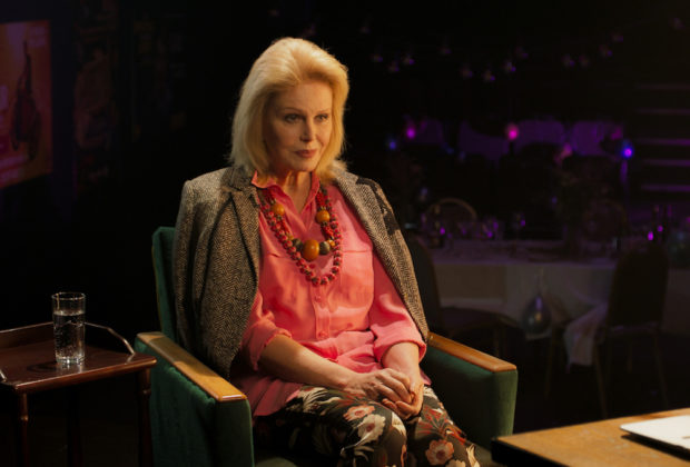 Joanna Lumley in The Picture of Dorian Gray