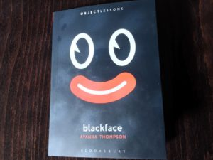 Blackface published by Bloomsbury