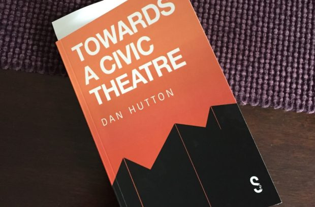 Towards a Civic Theatre published by Salamander Street