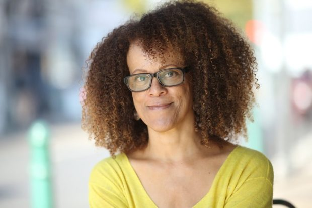 Writer and novelist Bernardine Evaristo. Photo: Jennie Scott