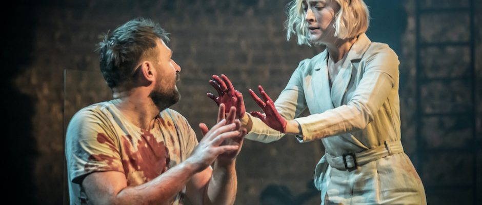 The Tragedy of Macbeth, Almeida Theatre